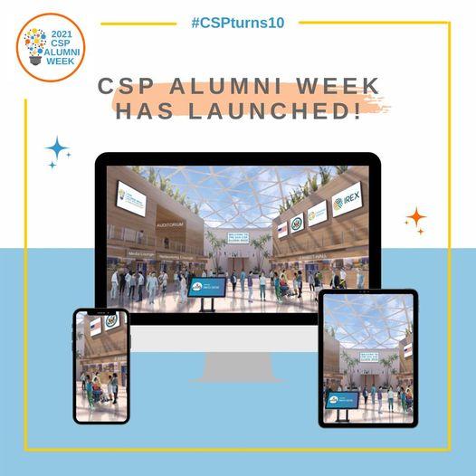 10th CSP Anniversary Program