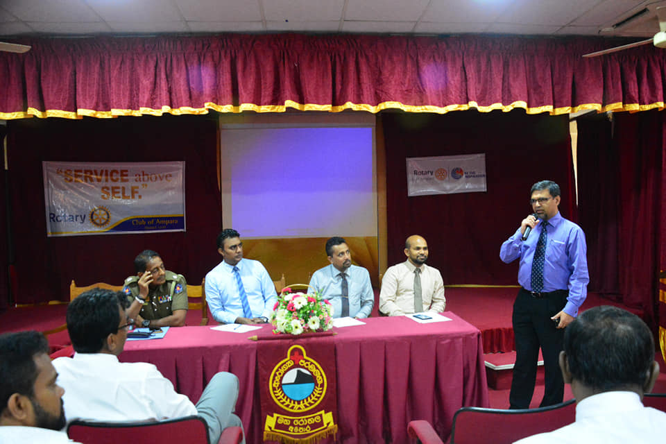 Prevention of road traffic accidents-Safe city initiative Ampara